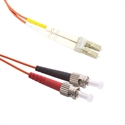 Picture of OM1 LC to ST Patch Cables