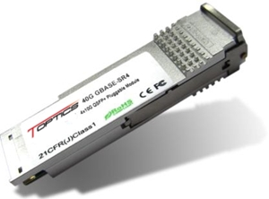 Picture of T Optics QSFP-40G-SR4 Compatible